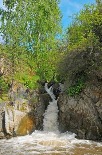 изюминки устья реки каспа