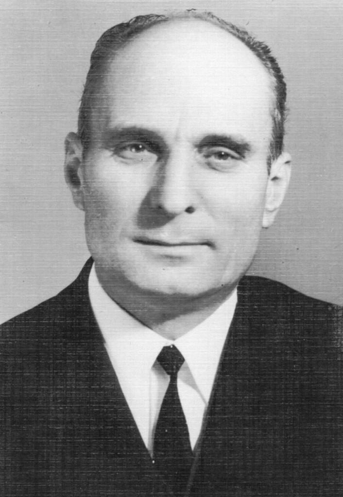 Главный врач Чибриков Павел Иванович с 1959 по 1976г