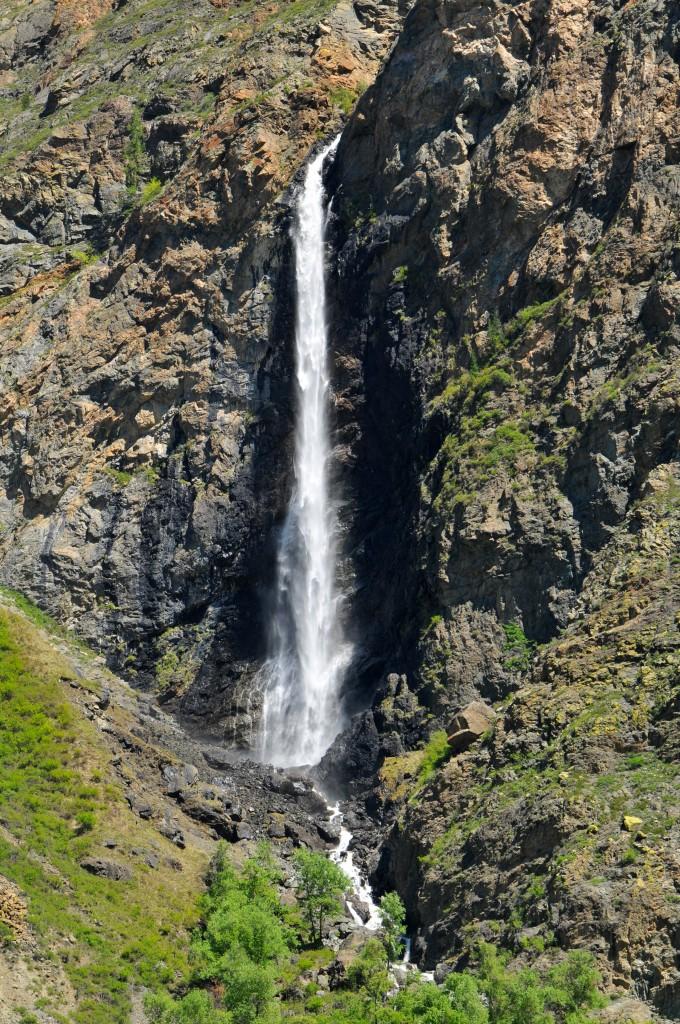 15 водопад тудан