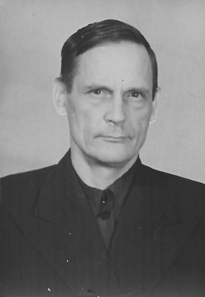 Владимир Сергеевич Путов.