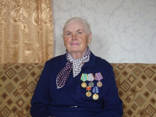 Анфиса Дементьевна Кашина