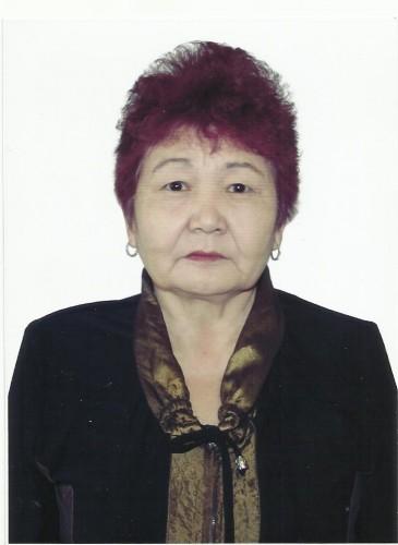 Митькина Светлана Андреевна. 2017 год.