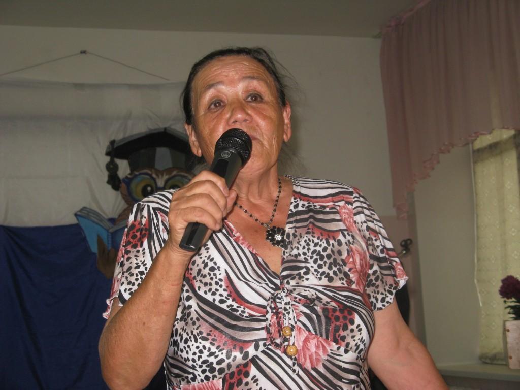 Чинчаева Г.Н. -50 лет проработала внашей школе