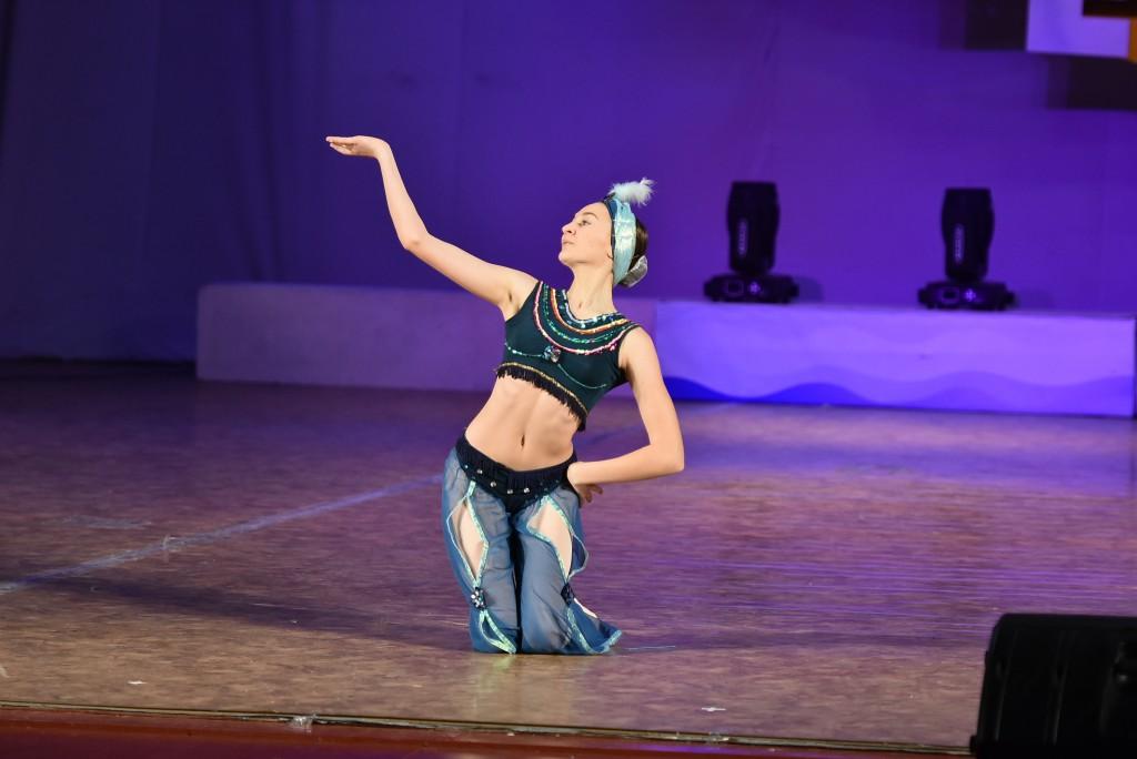 Рисунок 1 Кондренкова Мария Персидский танец из балета Голубой Дунай