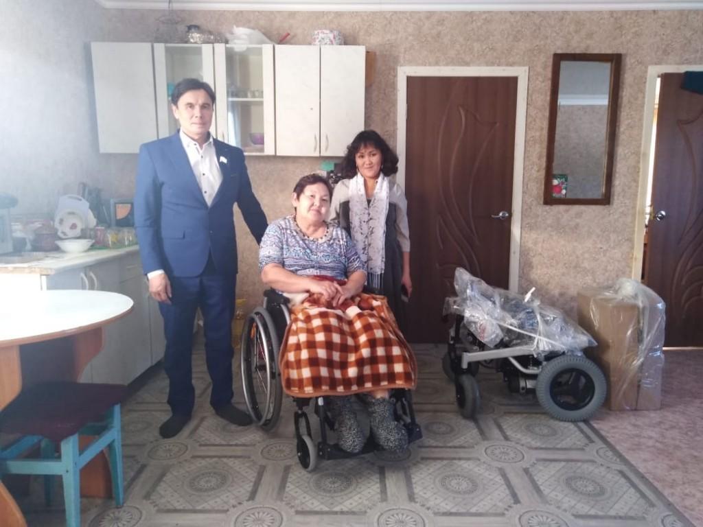 инвалиды 3