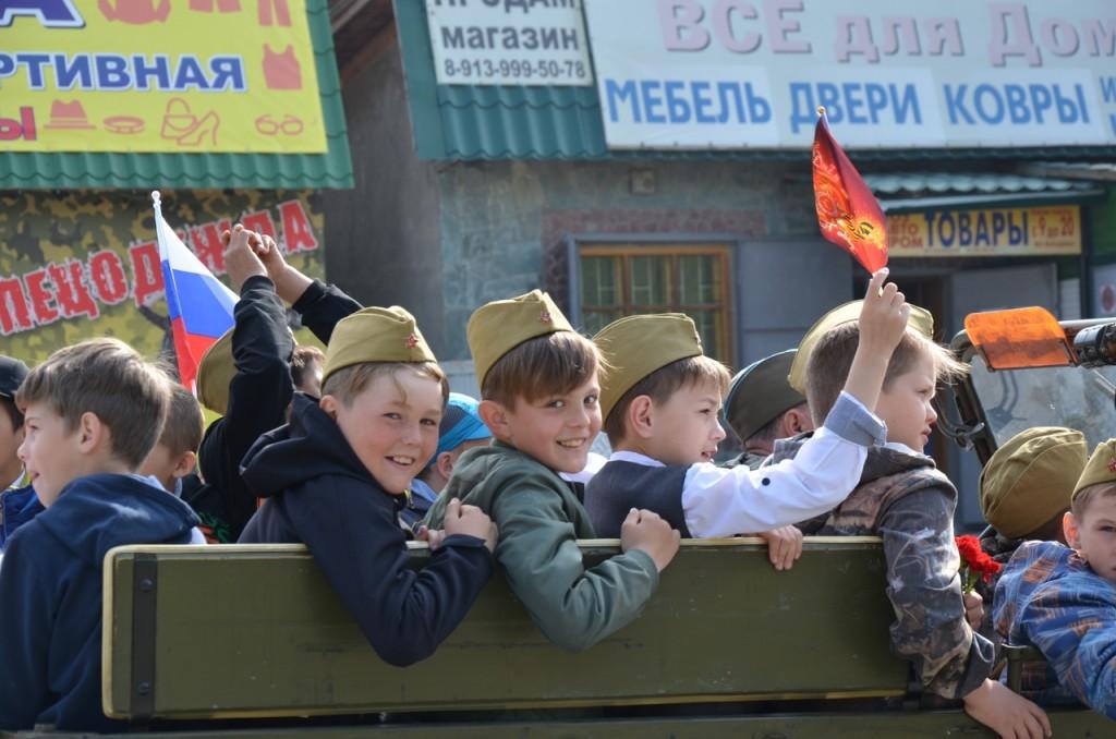 День Победы в Чемальском районе, 2019 г.